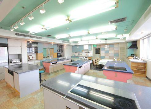 料理教室全景